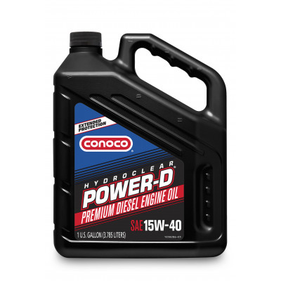 Hydroclear Power-D® Engine Oil (15W-40)