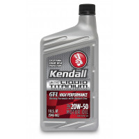 Kendall GT-1® High Performance Motor Oil with Liquid Titanium® 20W-50