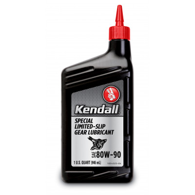 Kendall Special Limited-Slip Gear Lubricant