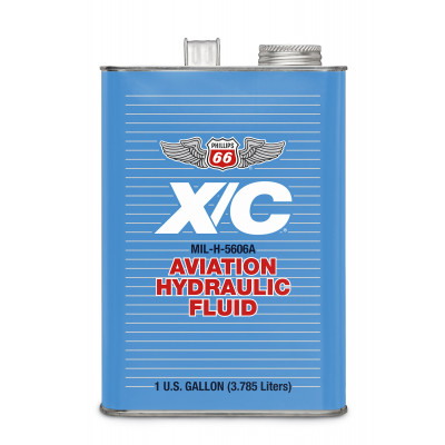 X/C® 5606H & 5606A Aviation Hydraulic Fluid