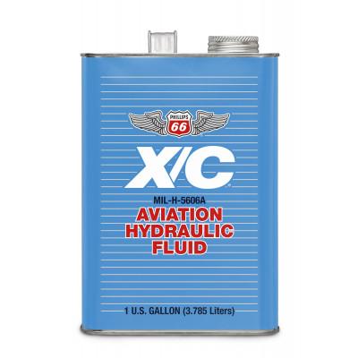 X/C® 5606H & 5606A Aviation Hydraulic Fluid