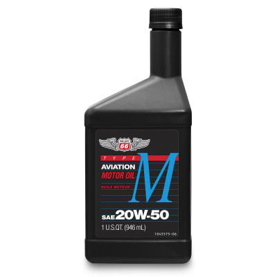 Type M Aviation Oil