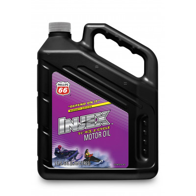 Phillips 66 Injex 2-Cycle TC-W3 Motor Oil