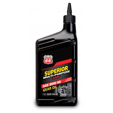 SMP Gear Oil, 80W-90