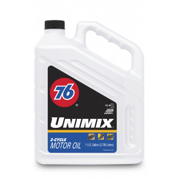 76 Unimix 2-Cycle Motor Oil