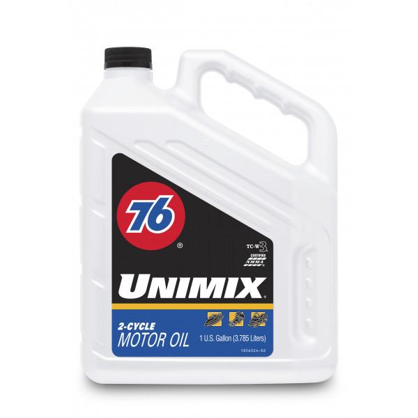 76 Unimix 2 Cycle Motor Oil