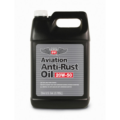 Phillips 66 Aviation Antirust Oil