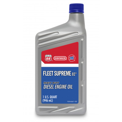 Fleet Supreme EC® Engine Oil 10W-30 (1 US Quart/0.946 л)