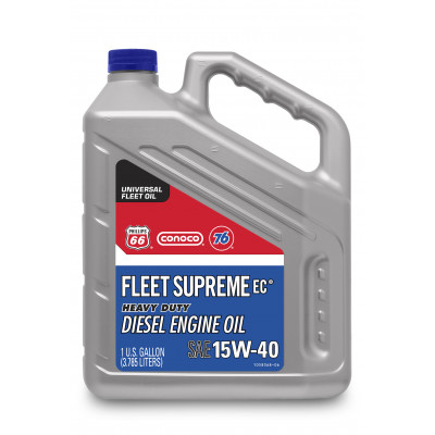 Fleet Supreme EC® Engine Oil 15W-40 (1 Галлон/3.785 л)