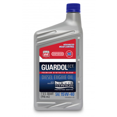 Guardol ECT® Motor Oil 15W-40 (1 US Quart)