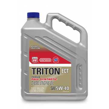 Triton® ECT Full Synthetic Motor Oil (1 Галлон/3.785 л)