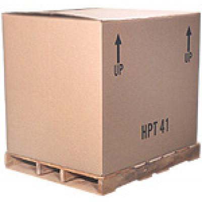 Трехслойная конструкция с двойными стенками из гофрированного картона Standard HPT 41 Tote