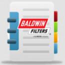Каталог фильтров Болдуин